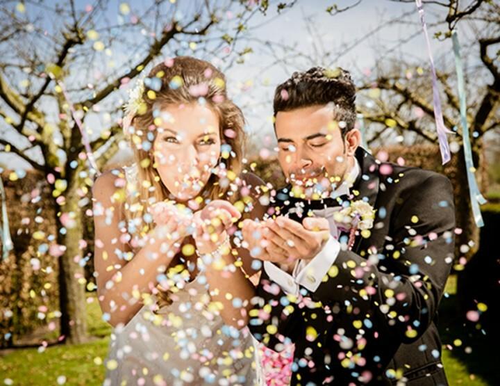 Zo sta je goed op iedere trouwfoto