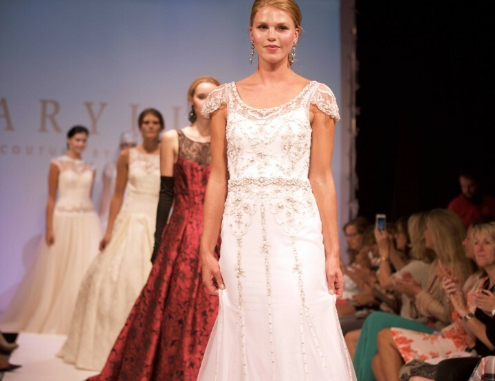 Report: bridalshow van Marylise en Rembo styling
