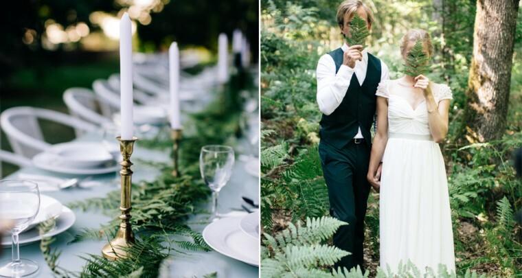 Girl of honour bruiloft: Anouk en Peter