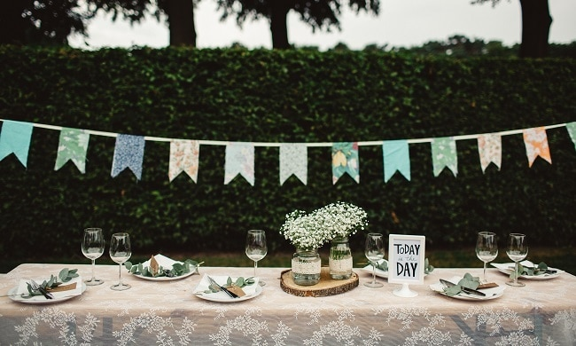 De mega DIY-bruiloft van Rick en Lyanne