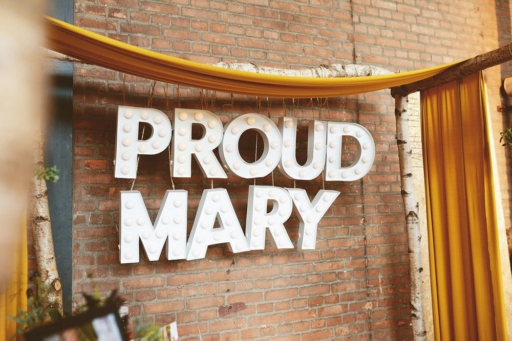 Proud Mary - Engaged