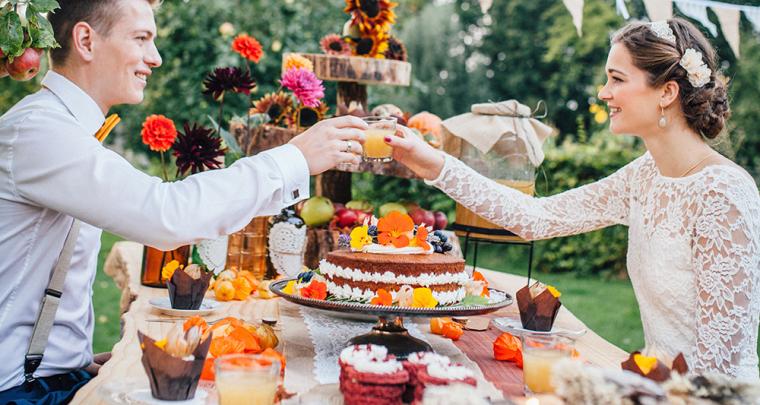 Diner etiquette bij een bruiloft