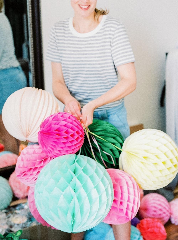 Expertpanel decoratie voor je bruiloft kopen huren of for Ballonnen versiering zelf maken
