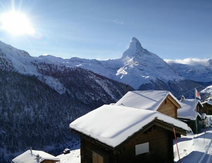 De heerlijke, winterse huwelijksreis van Maud en haar man; wintersport!