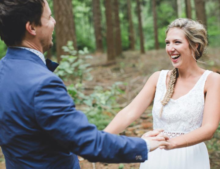 De bohemian bruiloft van Rémy en Jessy-Pam die je moet zien!