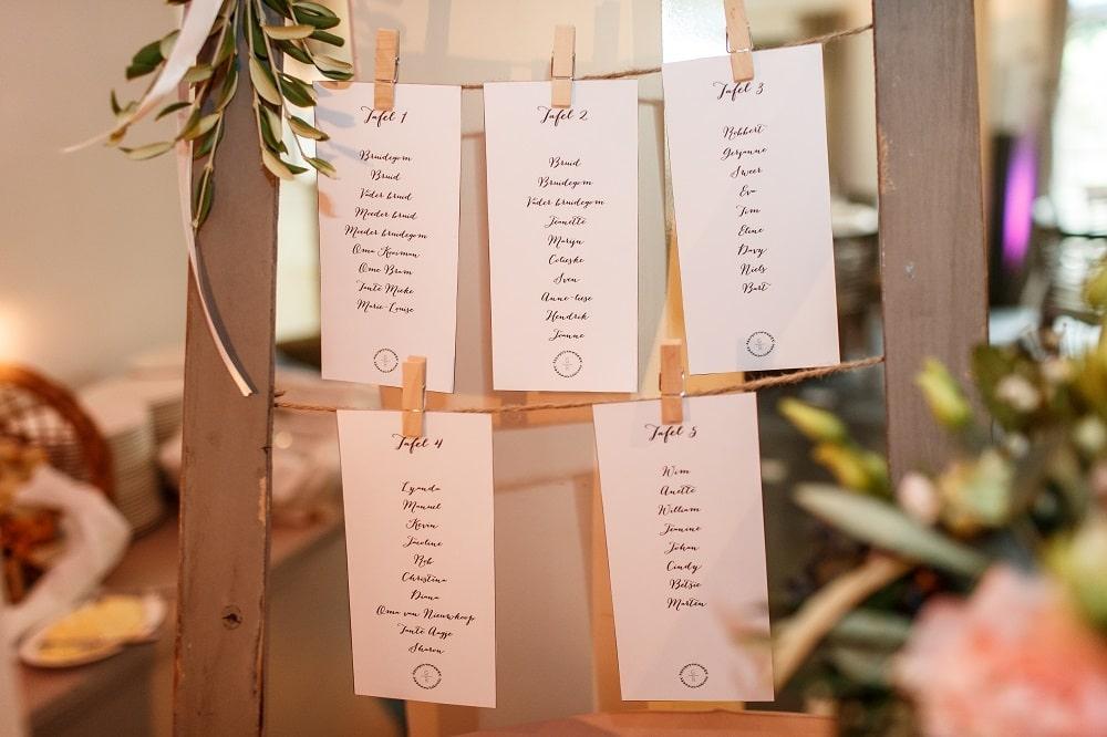Styling op je trouwdag 5