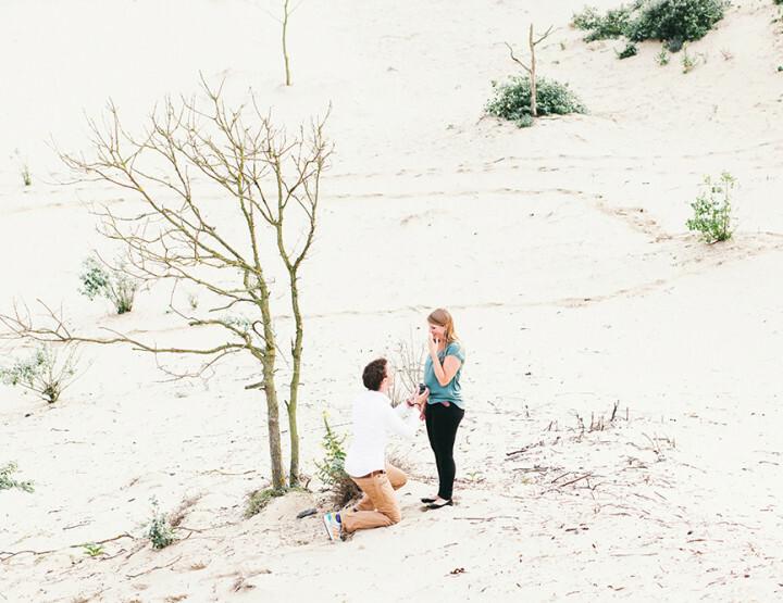 Bruidblogger Femke: En dan ben je verloofd...