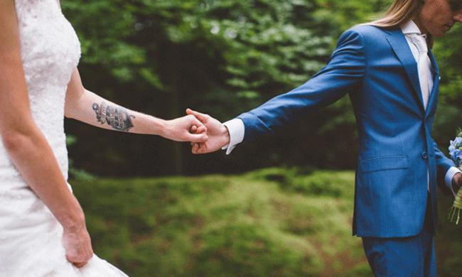 Alternatieven voor een traditionele trouwring