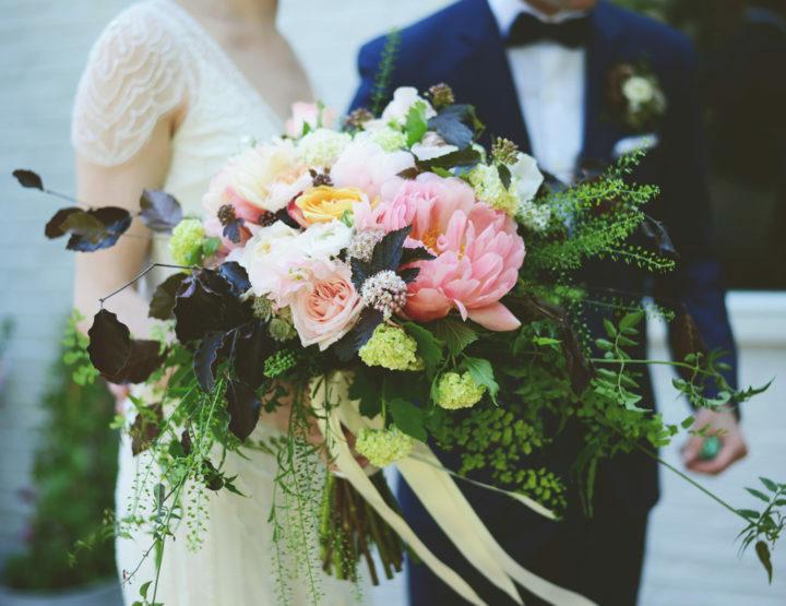 Je bruidsboeket drogen na je bruiloft doe je zo