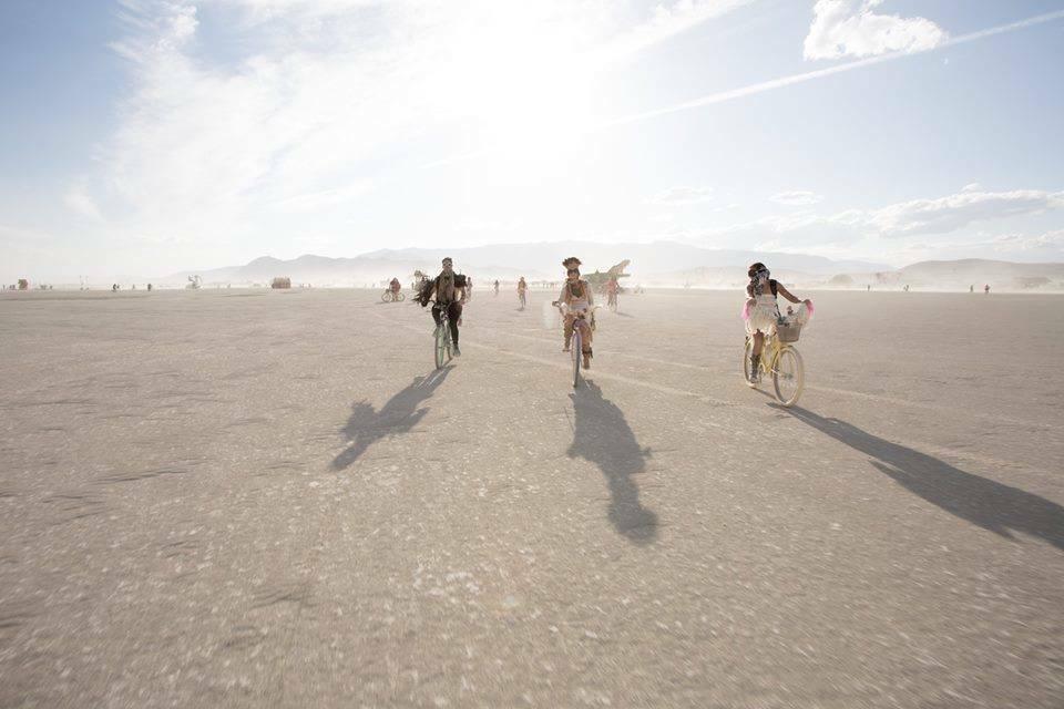 Bruiloft Burning Man 1