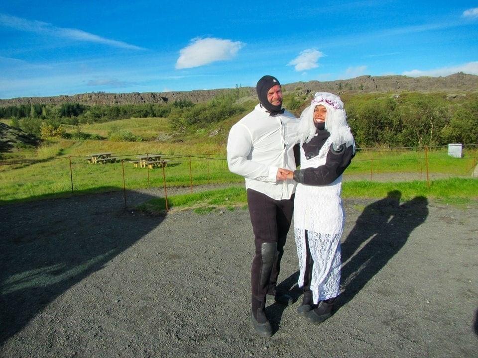 Bruiloft Ijsland 1