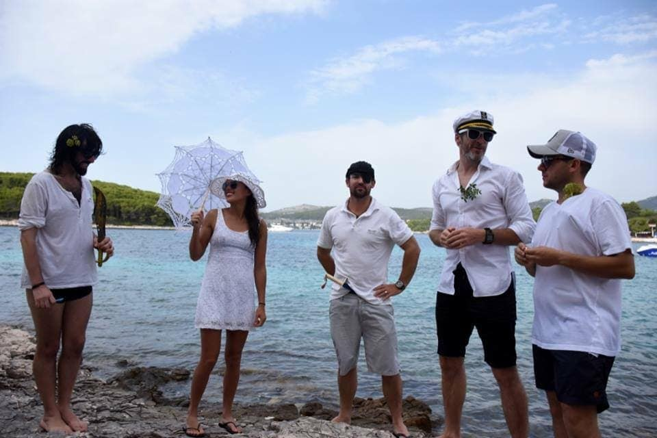Bruiloft Kroatië 3