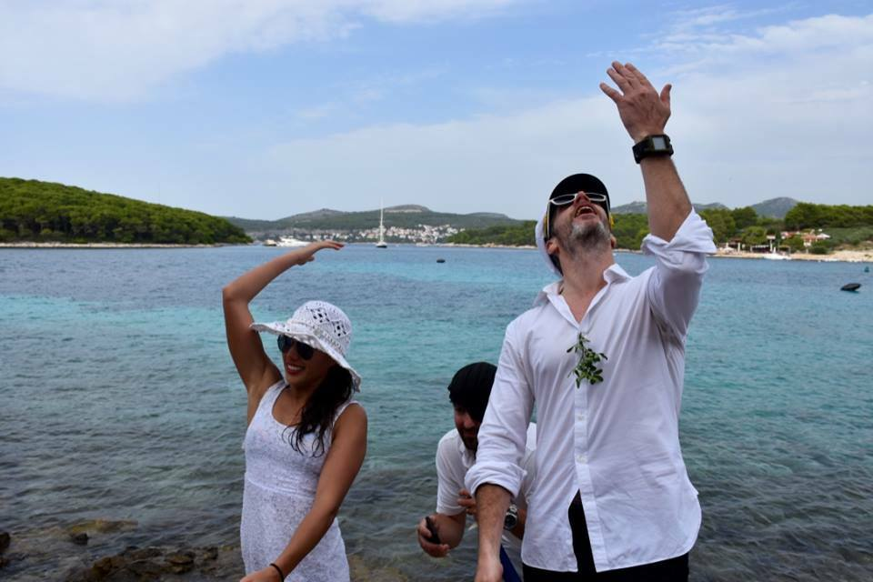 Bruiloft Kroatië 6