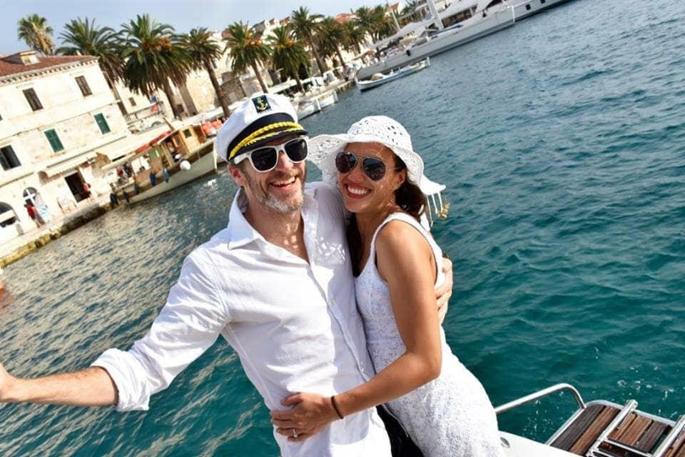 Bruiloft Kroatië 9