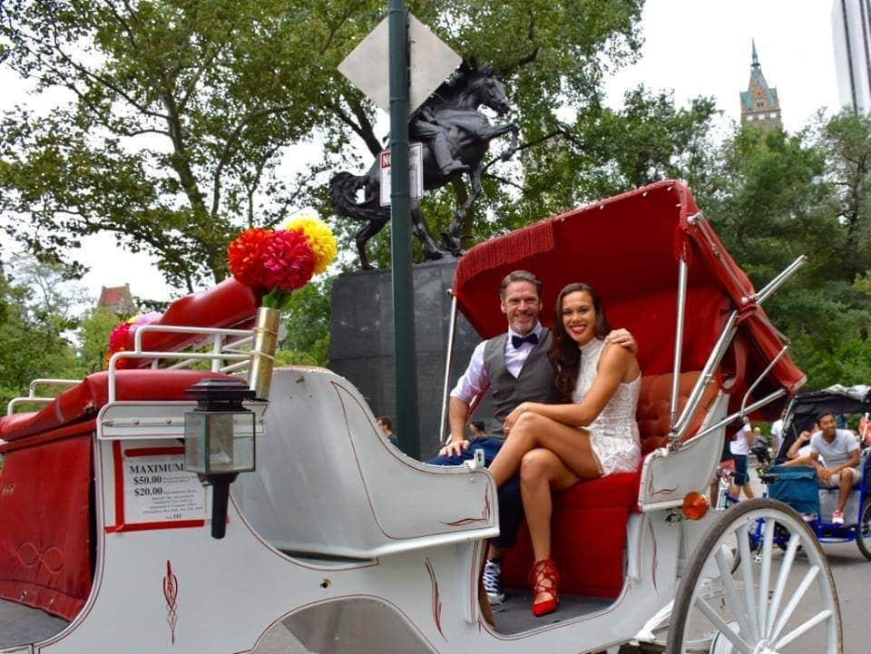 Bruiloft New York 1