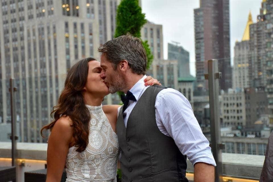 Bruiloft New York 8
