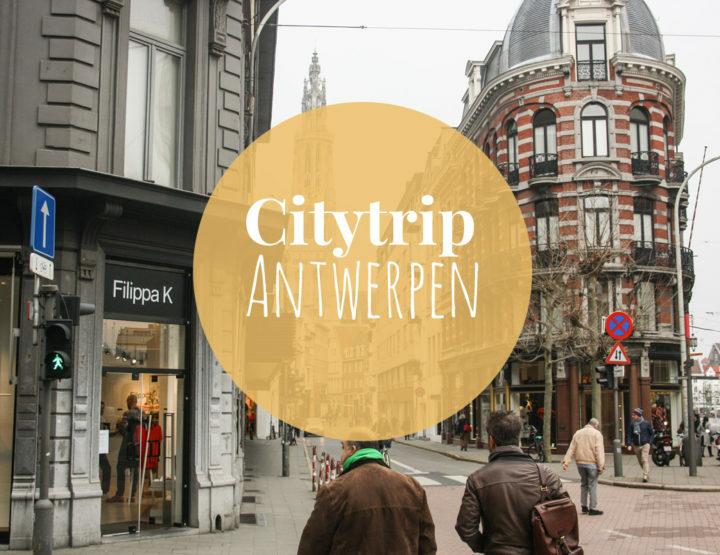 De girls op pad: Antwerpen, citytrip 1/4