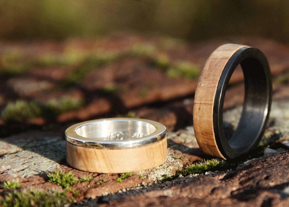 houten-trouwring