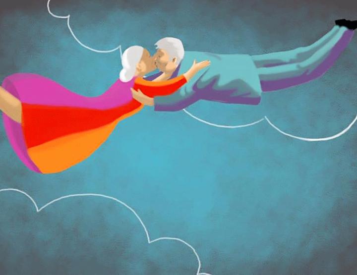 VIDEO: Liefde is... lachen, huilen, en er altijd voor haar zijn