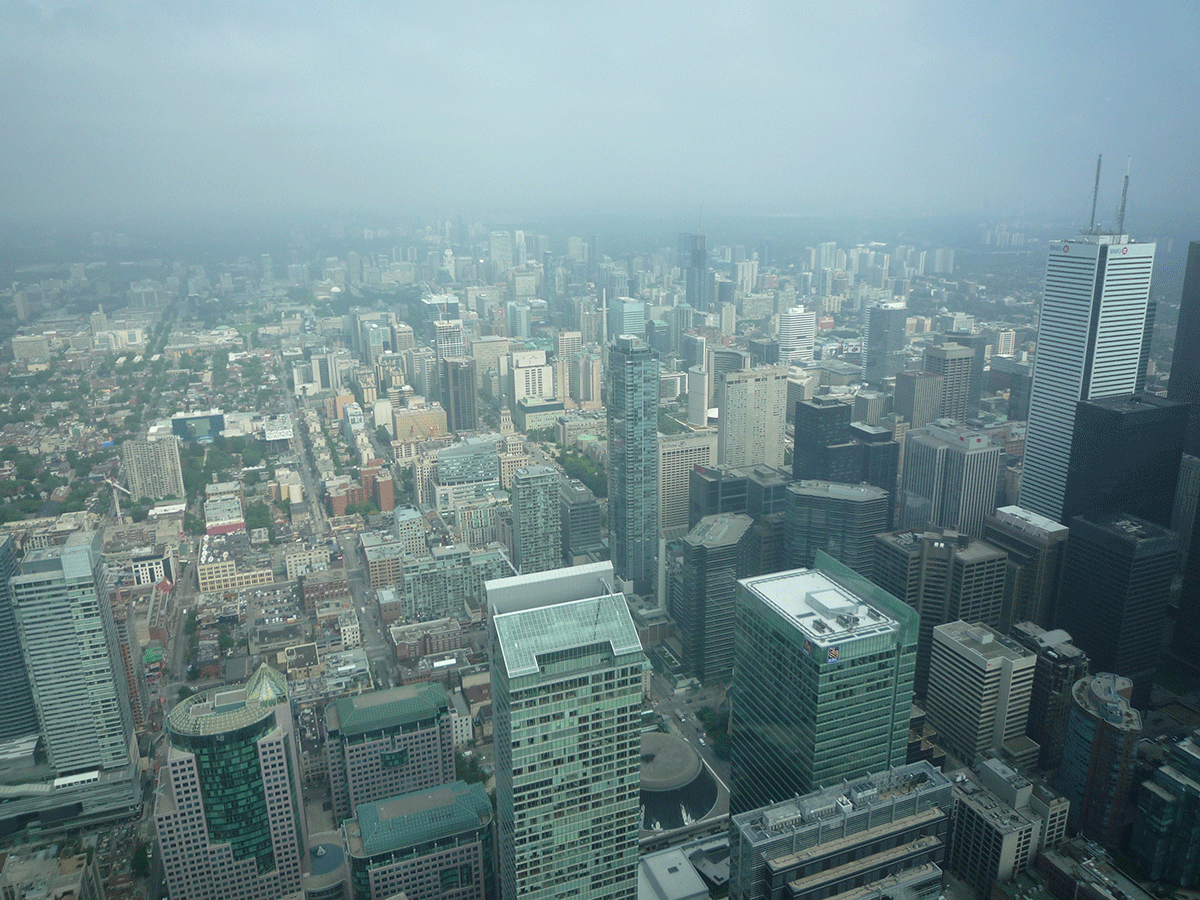 uitzicht-CN-tower
