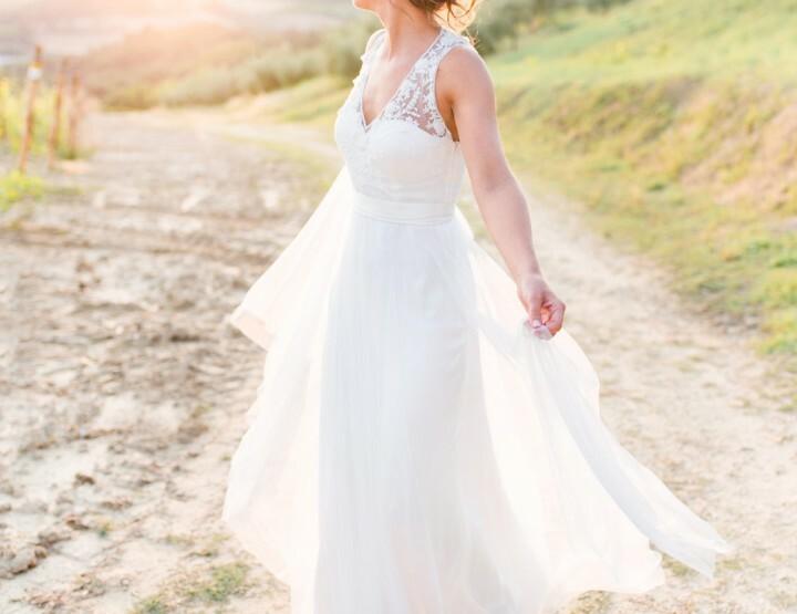 Column: hoe mijn bruiloft van niveau Assepoester naar niveau Roodkapje ging