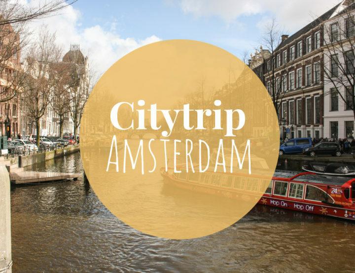 De girls op pad: Amsterdam, citytrip 4/4