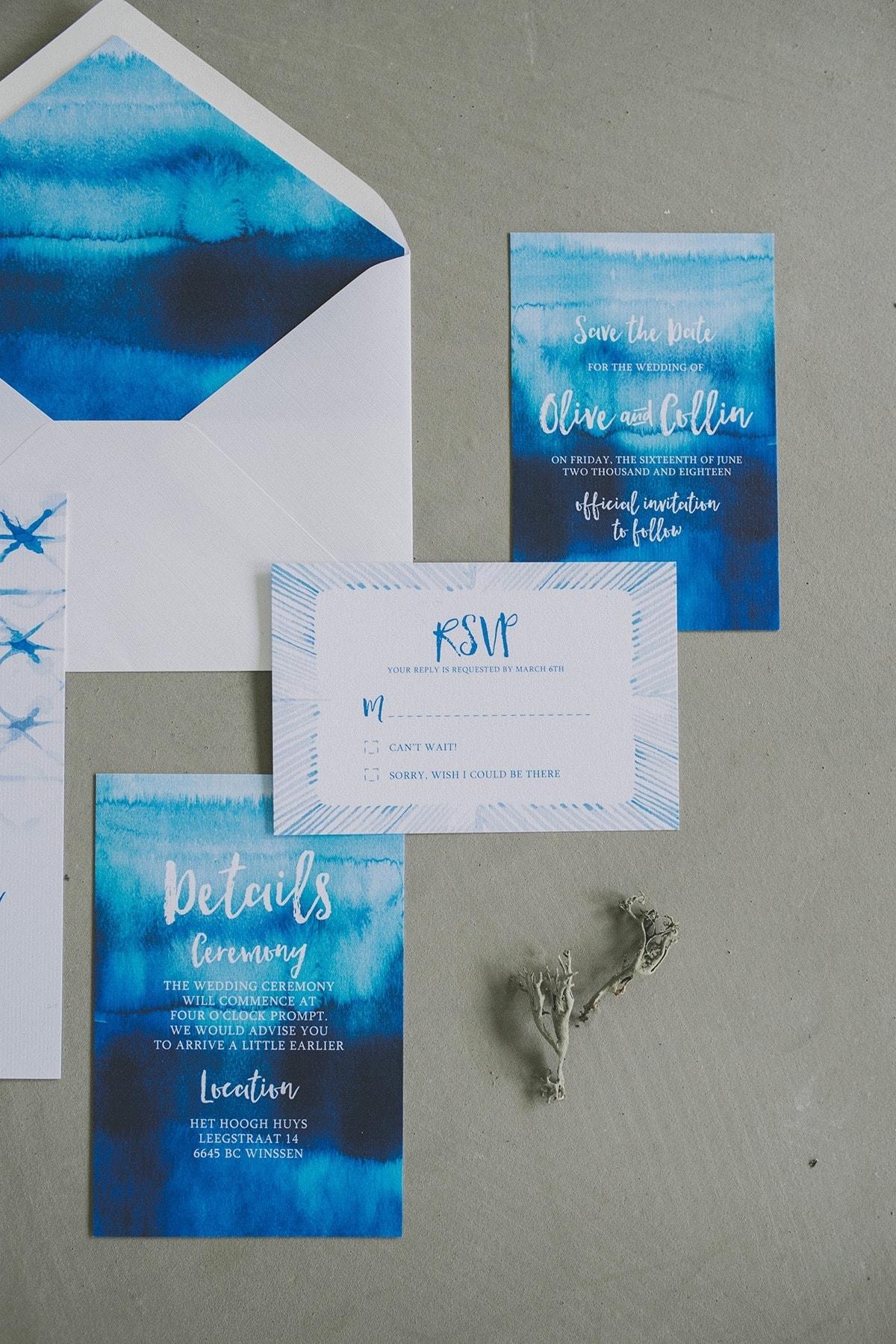 Trouwkaarten-set-4-Leintjes-exclusief-blauw-shibori-2