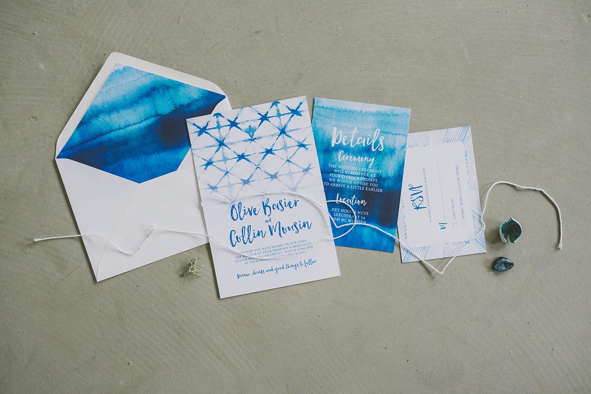 Trouwkaarten-set-4-Leintjes-exclusief-blauw-shibori-3