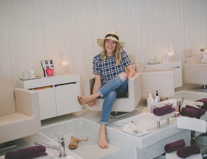 Getest: een dagje ontspanning voor de bruid bij de Soap Treatment Store
