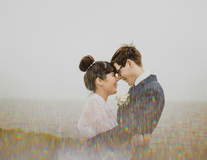Bruiloft in Amsterdam: Hildebrand en Yuki