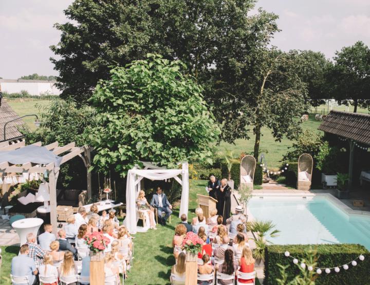Bruiloft dagindeling: hoe maak je een goede planning?