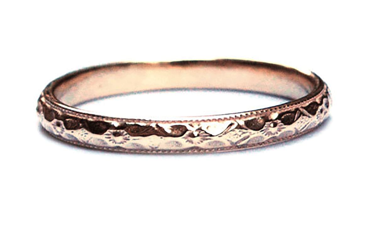 Minimalistische trouwringen 9