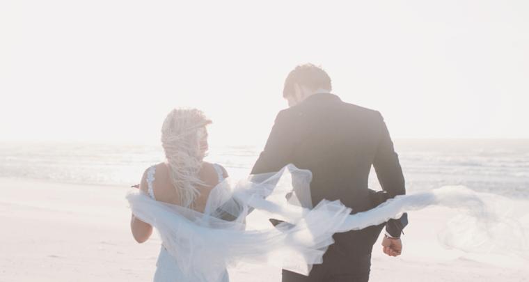 Styled shoot: dromerige bruiloft aan zee