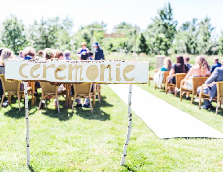 5 tips om jullie bruiloft een persoonlijk tintje te geven!