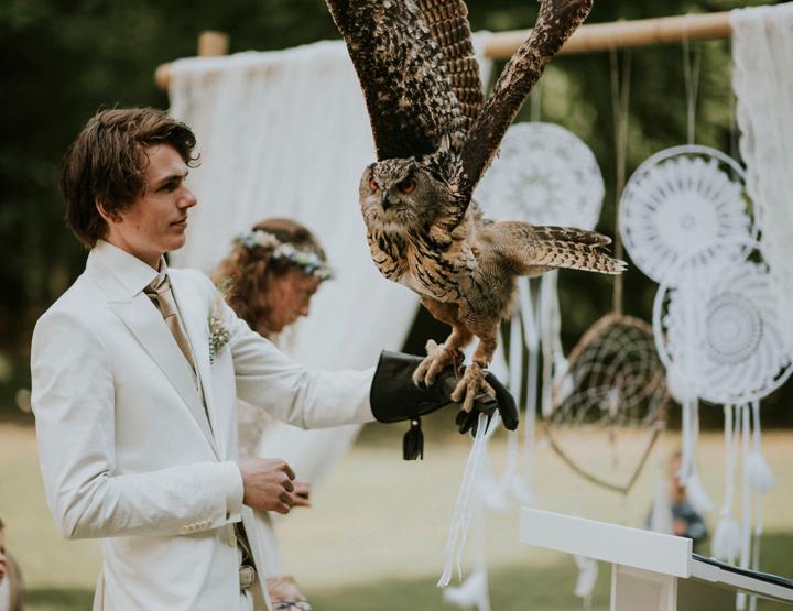 De relaxte tweedaagse bruiloft van Sjoerd & Marian