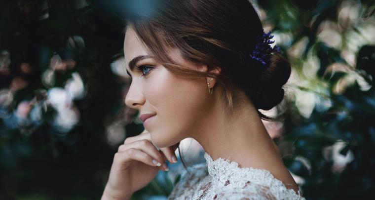 Inspiratie: 5 kapsels voor bruiden met lang haar