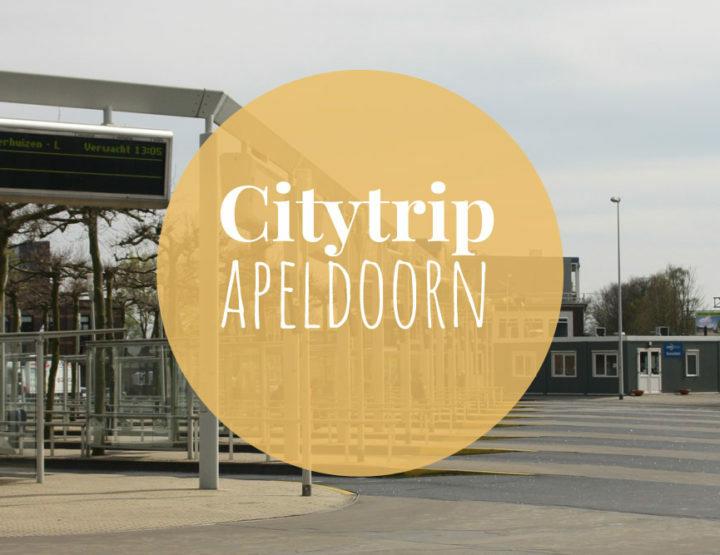 De girls op pad: Apeldoorn, citytrip 3/4