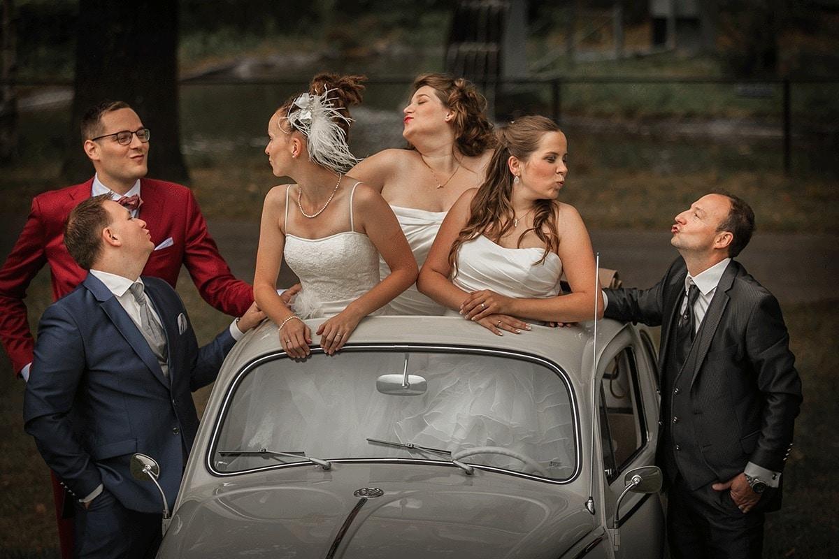 After Wedding Fotoshoot Nog Een Keer In Je Trouwjurk