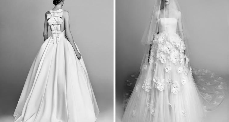 De eerste collectie bruidsmode van Viktor & Rolf!
