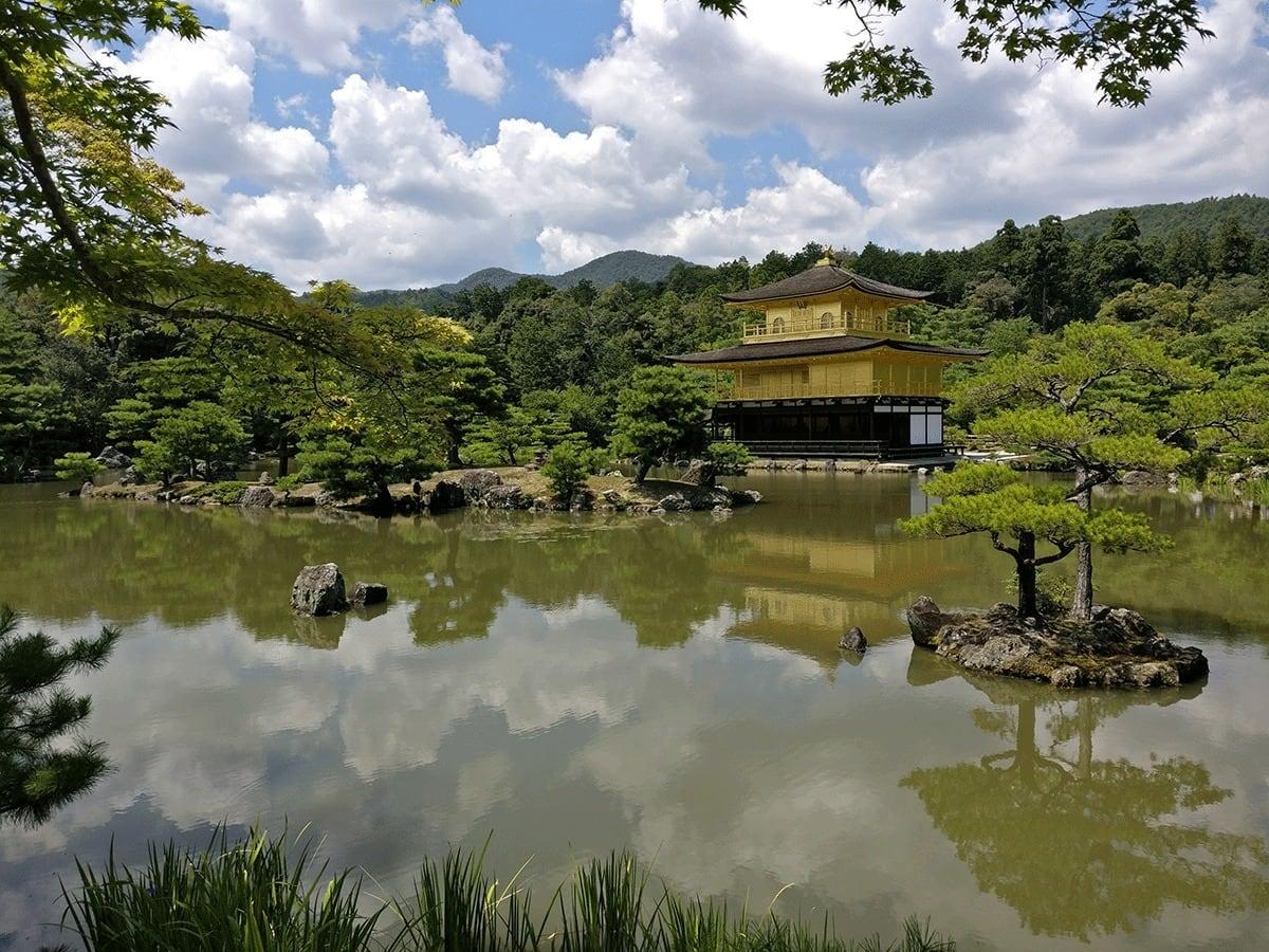 huwelijksreis-japan-gouden-tempel-kyoto