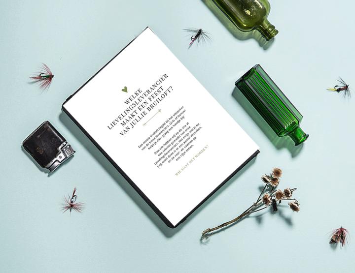 Printable: handig boekje voor het kiezen van je leveranciers!