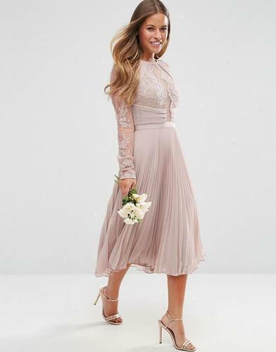 Koop Authentiek 100% authentiek top mode Wij zochten de leukste Jurken voor Bruidsmeisjes voor je uit!