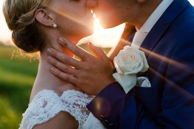 Bruiloft in eigen tuin, en op een trouwlocatie!