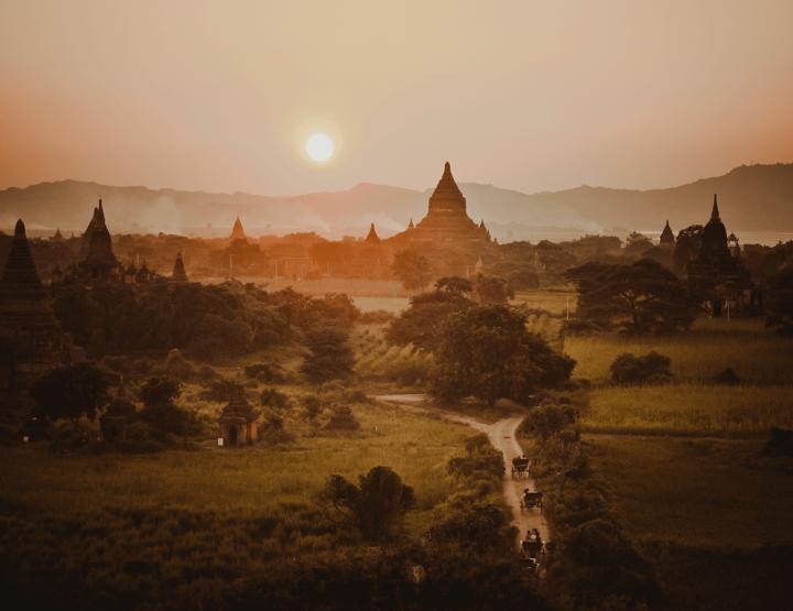 De perfecte huwelijksreis voor avonturiers: Myanmar en Thailand