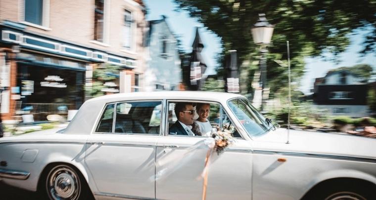 Wat voor trouwauto kiezen jullie voor je bruiloft?