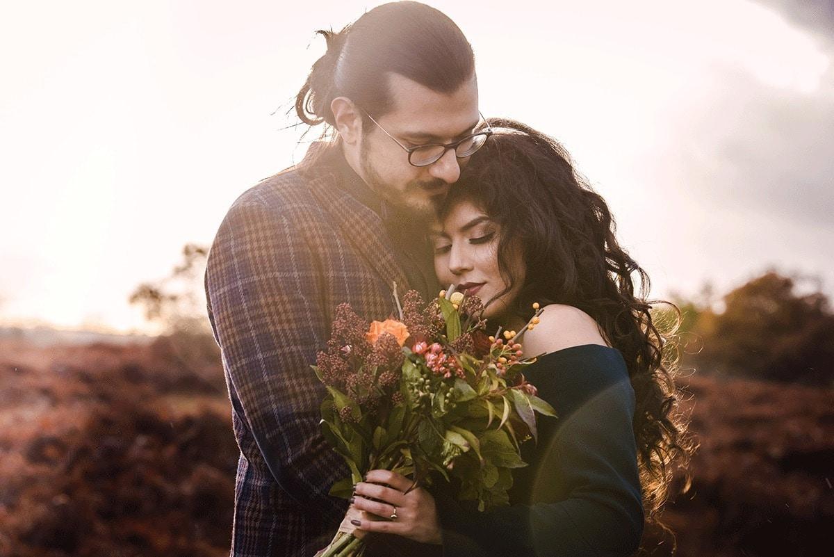 verlovingsfotos-met-een-hert-4