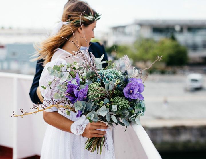 Dit zijn de trends voor bruidsboeketten in 2017