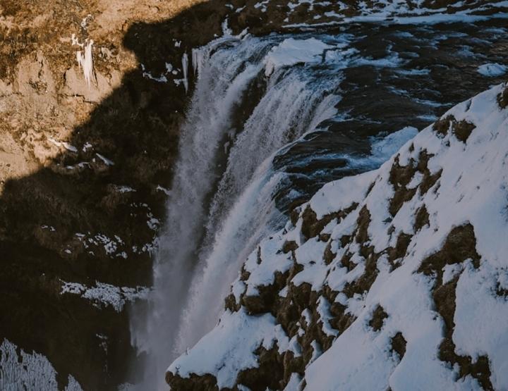 Een huwelijksreis naar IJsland is magisch...