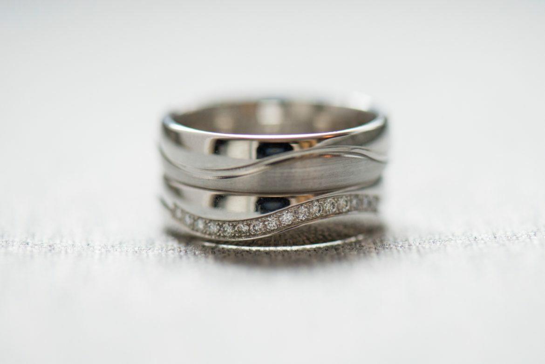 diamanten trouwring