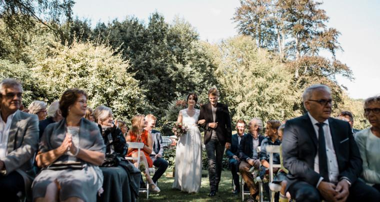 Romantische liedjes voor je bruiloft… NOT!